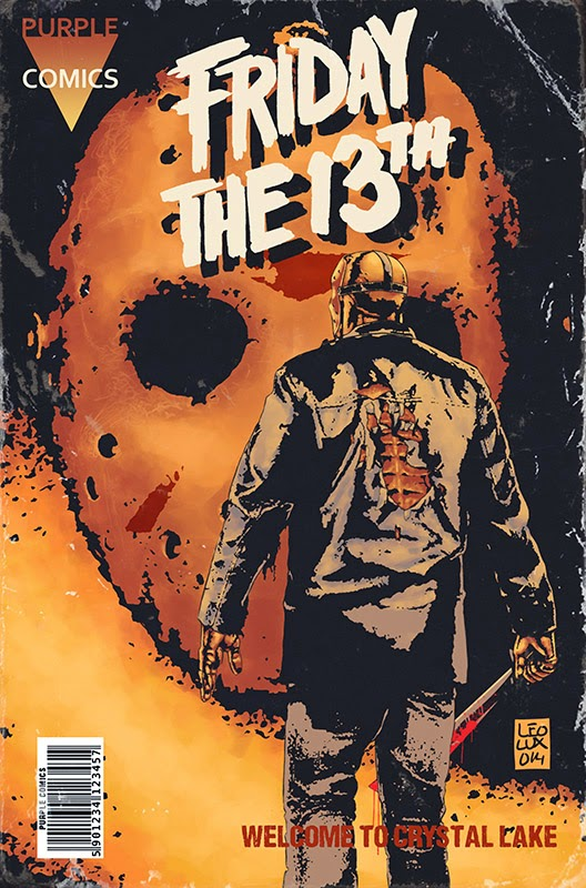 leolux friday the 13th viernes 13 illustration ilustracion dibujo