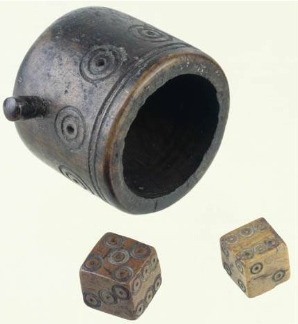 Sowing the Seeds: ANCIENT GAMES — DICE