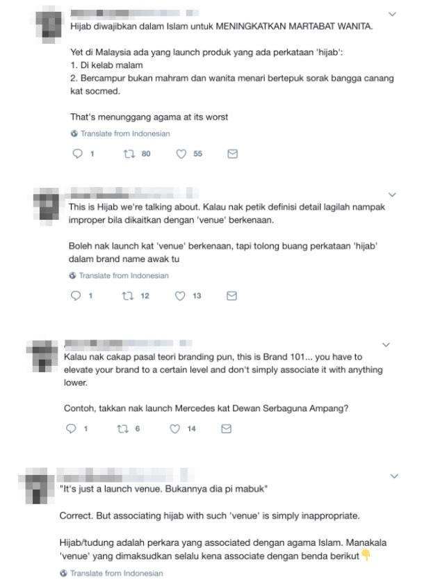 """""""Neelofa Nak Orang Bertudung Berjoget Dalam Kelab Malam Ke?""""-Parti Politik Boikot Neelofa?"""