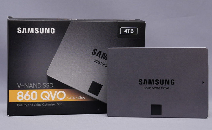 """""""860 QVO"""" Low Cost High Capacity SSD By Samsung"""