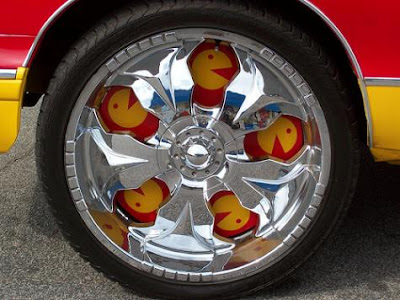 15 Creative Car Rims And Cool Car Rim Designs