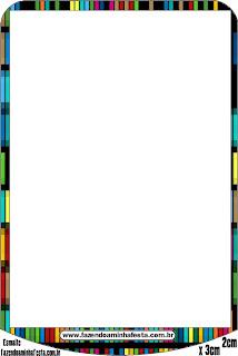 Pixels de Videojuegos: Etiquetas para Candy Bar para Imprimir Gratis.