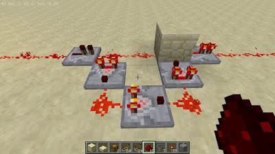 Minecraft 時間延長回路