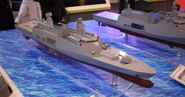 DEFENSE STUDIES: ST Marine Introduces Vanguard Series of ...