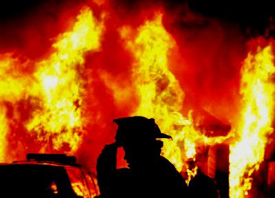 kebakaran desa pulau busuk Inuman kuansing