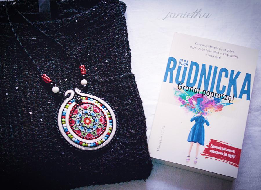 Olga Rudnicka - Granat poproszę