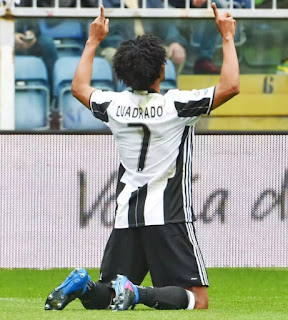 Juventus Secures Cuadrado permanently