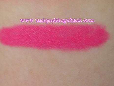 Emina My Fav Things Lip Color Balm (Shoppaholic Queen) swatch