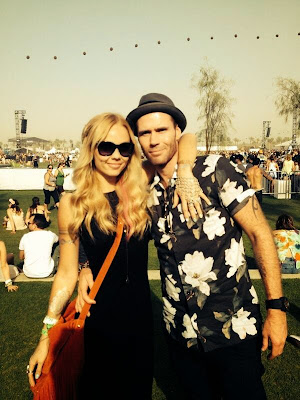 Coachella 2014 Laura Vandervoort
