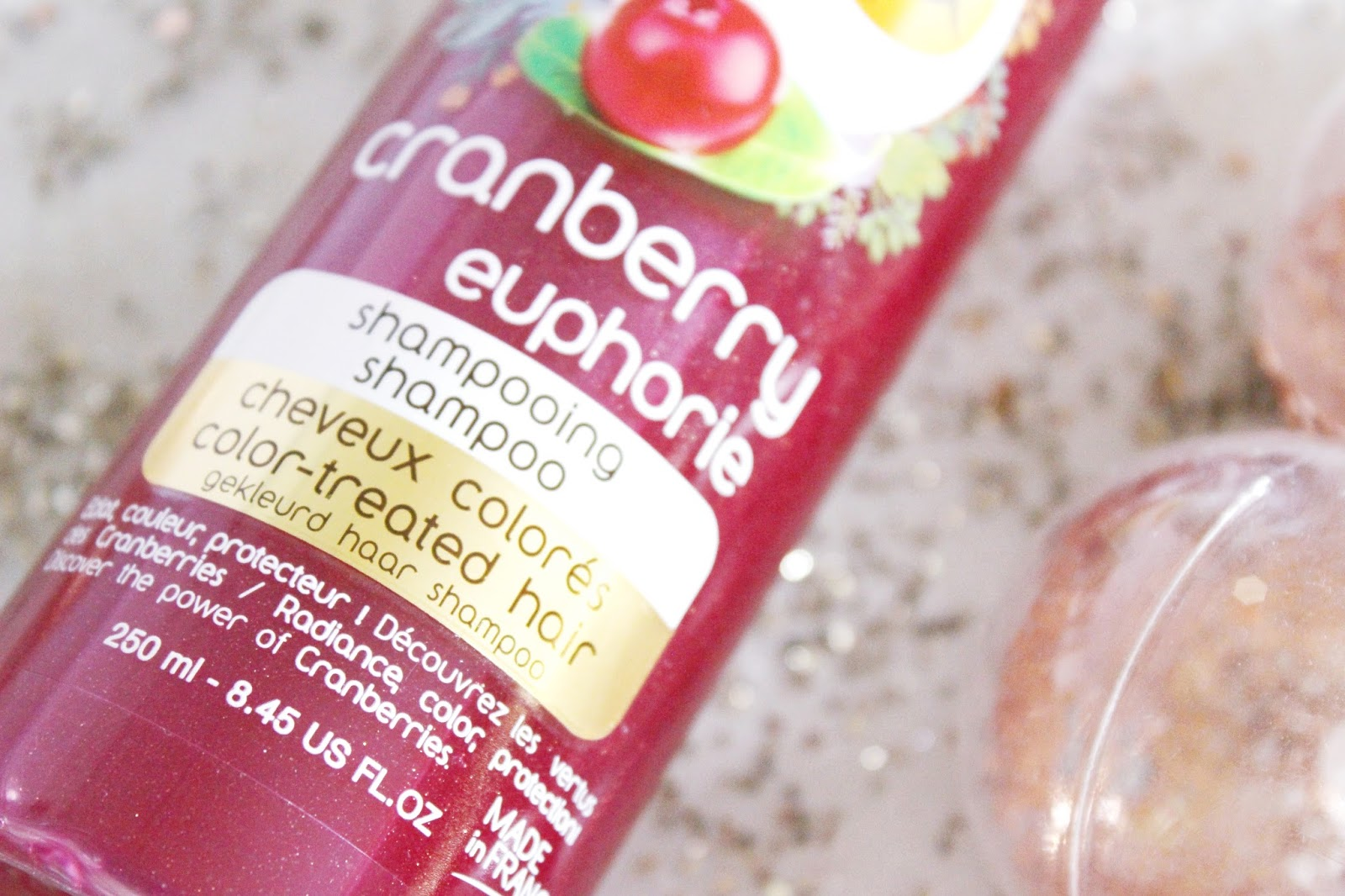 Lovea shampoing Coco & Cranberry
