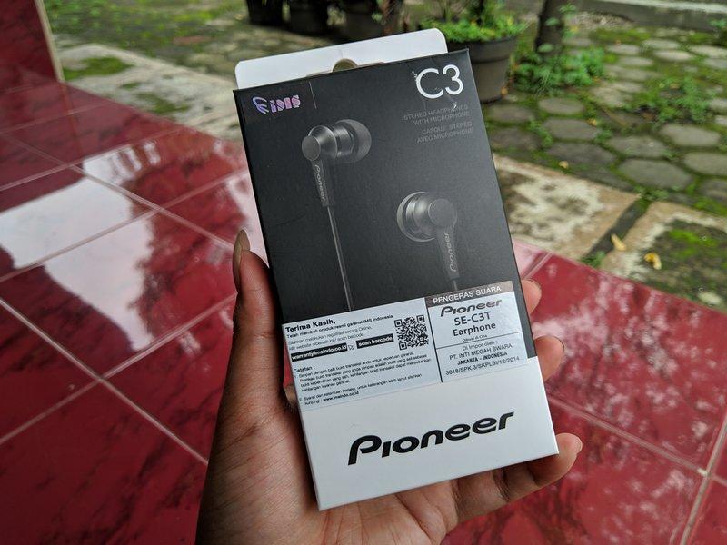 Pioneer SE-C3T Review: Desain Mewah dengan Suara Memuaskan
