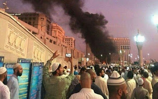 Innalillah.... 2 Warga Sipil Saudi Meninggal Akibat Tembakan Misil Teroris Syiah Houthi