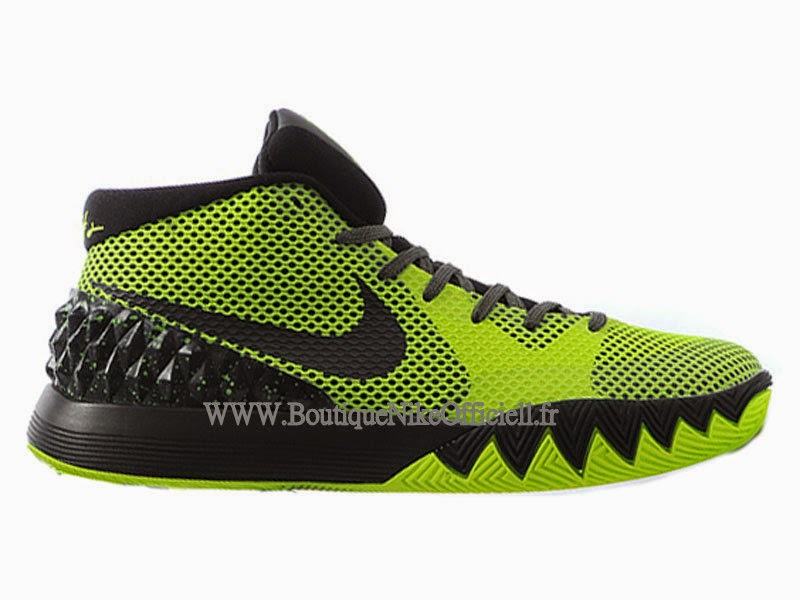 watch c705e 41840 Boutique Nike Officiel Nike Kyrie 1 Chaussures Kyrie Irving Shoes Hyperrev Pour  Homme Vert Noir 705277-ID6