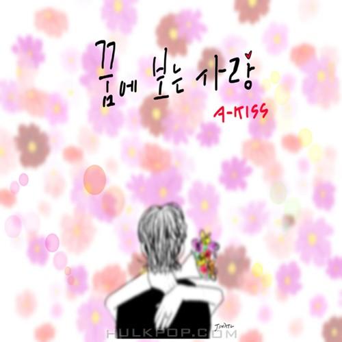 A-KISS – 꿈에 보는 사랑 – Single