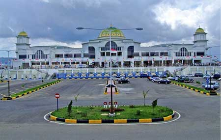 Cara Menghubungi Bandar Udara Internasional Sultan Iskandar Muda