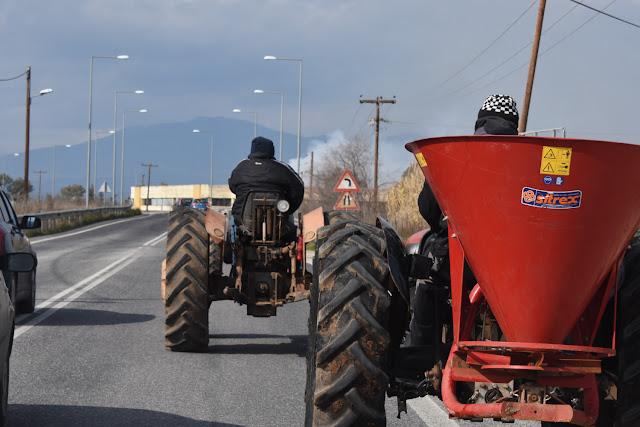 Θεσπρωτία: Οι αγρότες της Θεσπρωτίας στο πλευρό των ξεσηκωμένων συναδέλφων τους ανά την Ελλάδα