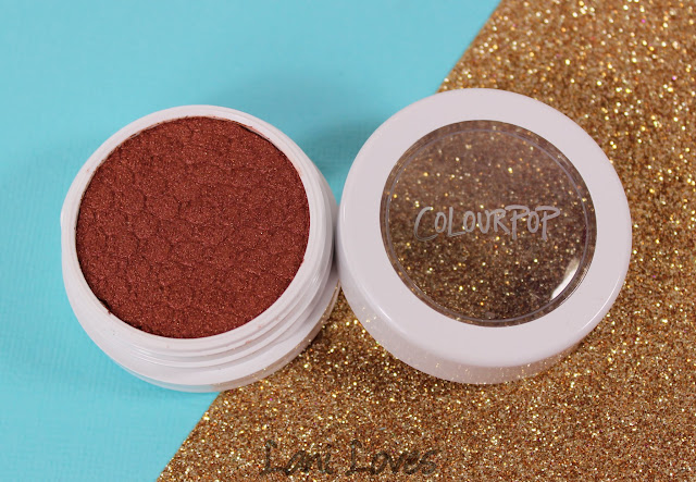 ColourPop Super Shock Cheek Pearlized - Bardot Blush Swatches & Review