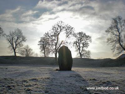 Mayburgh Henge, Cumbria