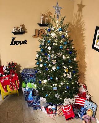Alyssa Bates Webster Christmas Tree