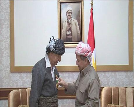 Irak Kominist Partisi Aziz Muhammed Mesut Barzani
