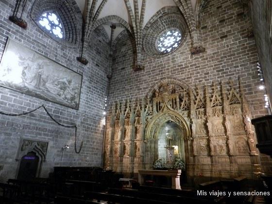 Capilla del Santo Cáliz, Catedral de Valencia