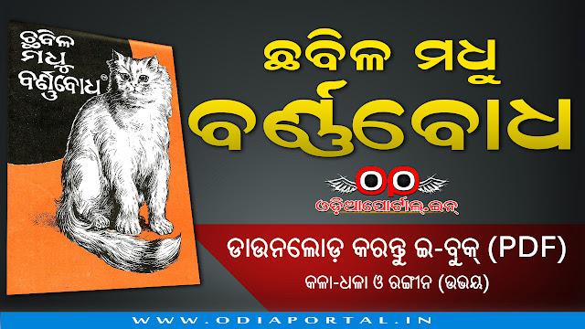 eBook: Download *Chhabila Madhu Barnabodha* (ଛବିଳ ମଧୁ ବର୍ଣ୍ଣବୋଧ) High Resolution PDF download barnabodha book free oriya orissa odia book ebook baranabodha bahi