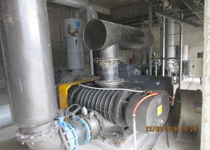 Bảo trì, Khắc phục sự cố sinh nhiệt máy thổi khí SHANDONG ZHANGYUAN