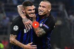 Cuplikan Gol Inter Milan vs Tottenham Hotpsur 2-1