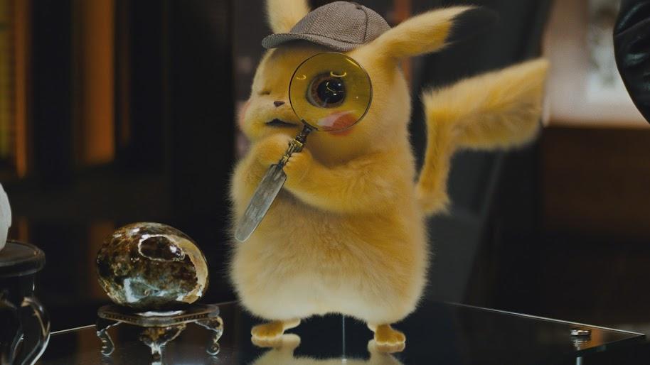 Detective Pikachu, 4K, #35