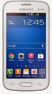 Cara Flashing Samsung Galaxy Star Pro (Official) dengan mudah