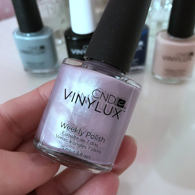CND Vinylux Weekly Polish Alpine Plum