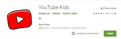 Download Aplikasi ini bisa mencegah Anak dari Kecanduan Video Youtube