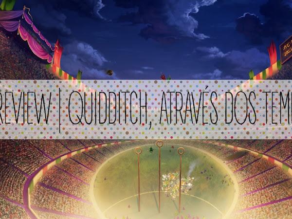 | Review | Quidditch Através dos Tempos de J.K.Rowling