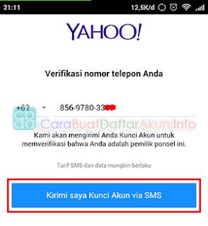 contoh alamat email yahoo