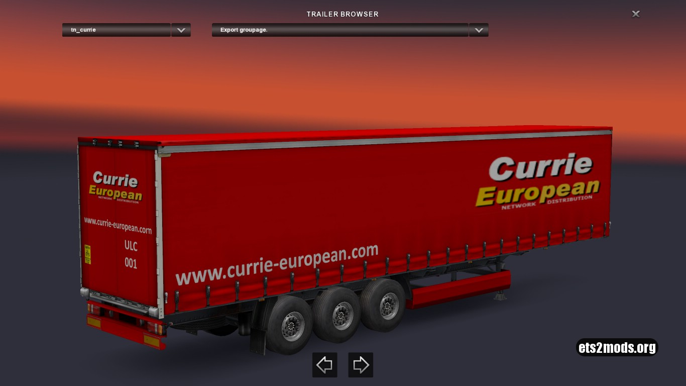 Currie European Combo Pack