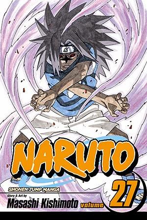 Naruto Tomo 27