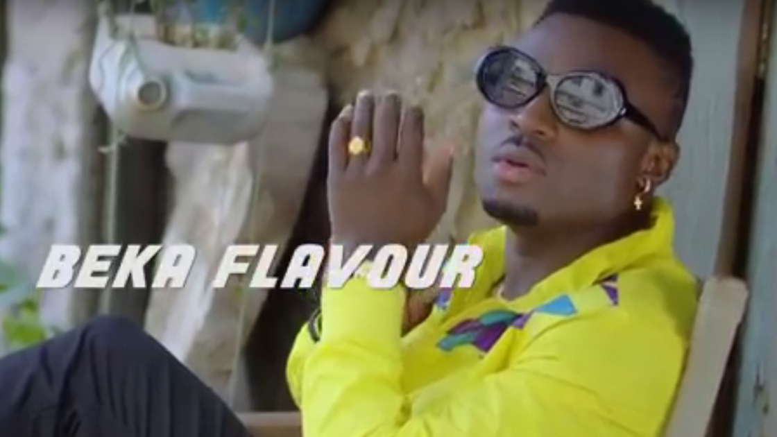 VIDEO : Beka Flavour - Finally | Download Mp4 - MTIKISO