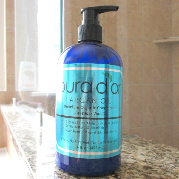 Review: pura d´or Argan Oil Premium Organic Conditoner - Lavender Vanilla - 16 oz. - 24.99$