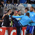 Patrice Evra Tendang Kepala Suporter Marseille