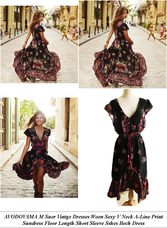 Maxi Dresses - Summer Maxi Dresses On Sale - Denim Dress - Buy Cheap Clothes Online