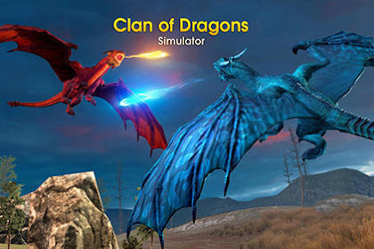 Download Game Android Clan of dragons: Simulator Apk