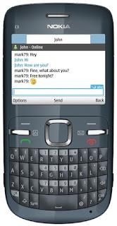 Harga Nokia C3