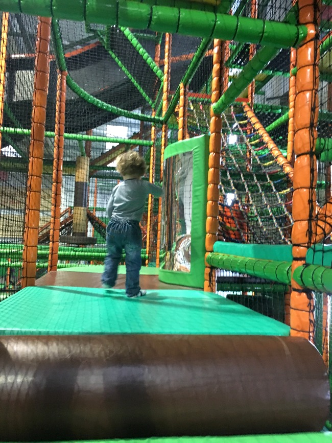 Mambo-Soft-Play-Cardiff-A-Toddler-Explores-image-of-toddler-on-platform
