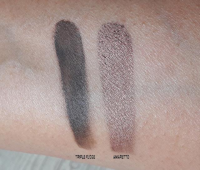 Chocolate Bar - Too faced - dark skin - triple fudge - amaretto