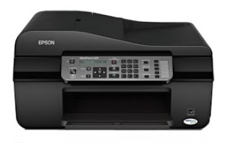 Epson WorkForce 325 Driver Download For Windows and Mac OS
