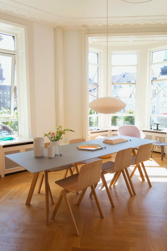 casa del caso hay house a copenhagen. Black Bedroom Furniture Sets. Home Design Ideas