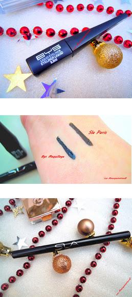 Eyeliner - Sla Paris - Bys Maquillage - Les Mousquetettes©