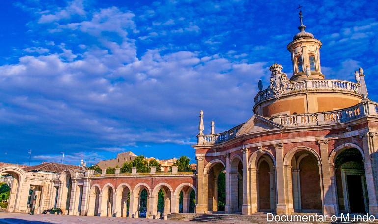 Palácio Real de Aranjuez; Palácios Reais de Espanha