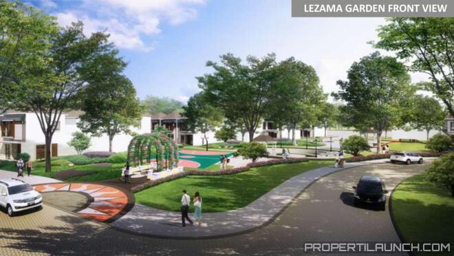 Lezama Garden Buenos Park