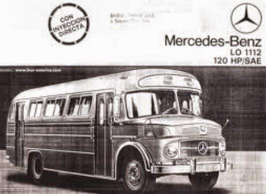 Cami n argentino mercedes benz lo 1112 for Mercedes benz of wilmington de